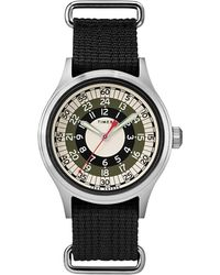 Timex | The Mod Watch In Olive | Lyst