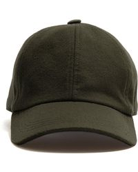 Lock & Co. - Lock And Co Rimini Olive Wool In Olive - Lyst
