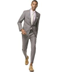 Todd Synder X Champion - Sutton Suit Jacket In Italian Natural Stretch Light Grey Wool - Lyst