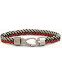 Tod's - Bracelet In Leather - Lyst