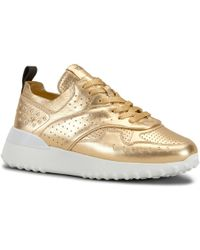 Tod's - Sneakers In Leather - Lyst