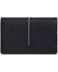 Tod's - Business Cardholder In Leather - Lyst