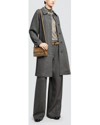 Tomas Maier - Felted Wool Riding Coat - Lyst