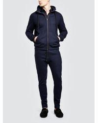 Tomas Maier - Felted Wool Sweatshirt - Lyst