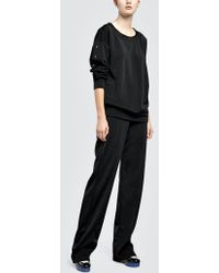 Tomas Maier - Track Jersey Top - Lyst