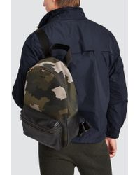Tomas Maier - Camo Backpack - Lyst