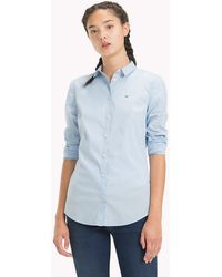 Tommy Hilfiger - Slim Fit Shirt - Lyst