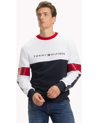 10199323 Tommy Hilfiger Essential Relaxed Fit Jumper for Men - Lyst
