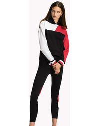 Tommy Hilfiger - Colour-blocked Hoodie - Lyst