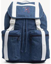 d69ee367 Tommy Hilfiger Denim Bandana Print Backpack in Blue for Men - Lyst