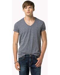 Tommy Hilfiger - Original V-neck T-shirt - Lyst