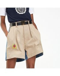 Tommy Hilfiger - Contrast Cargo Shorts - Lyst