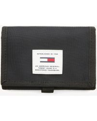 Tommy Hilfiger - Urban Tech Trifold Wallet - Lyst
