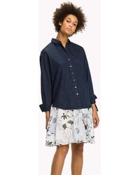 Tommy Hilfiger - Denim Shirt - Lyst