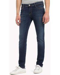 Tommy Hilfiger - Stretch Skinny Fit Denim Jeans - Lyst