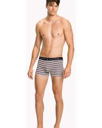 Tommy Hilfiger - 3-pack Cotton Trunks - Lyst