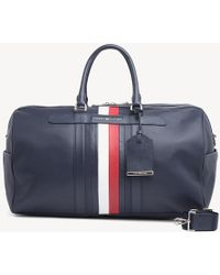 Tommy Hilfiger - Elevated Leather Holdall - Lyst
