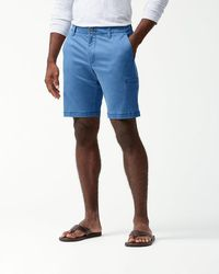 7b99d7c434 Tommy Bahama Big & Tall Boracay Cargo Shorts in Natural for Men - Lyst