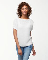 Tommy Bahama - Paradise Sun Textured Sweater - Lyst