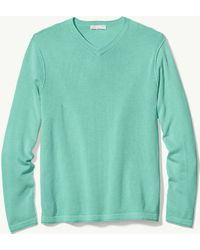 Tommy Bahama - South Shore Reversible Sweater - Lyst