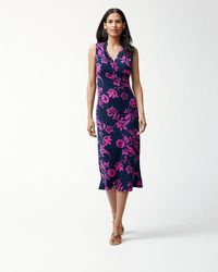 Tommy Bahama - San Lucia Wrap Dress - Lyst