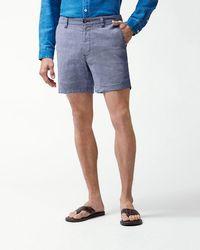 Tommy Bahama - Beach Linen 10-inch Shorts - Lyst
