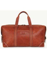 Tommy Bahama - Leather Duffel Bag - Lyst