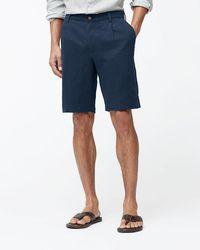 Tommy Bahama - Big & Tall Monterey Pleated Shorts - Lyst