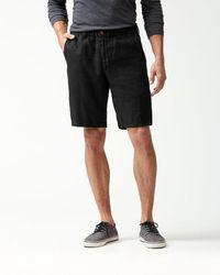 Tommy Bahama - Big & Tall Linen The Good Life Elastic-waist Shorts - Lyst