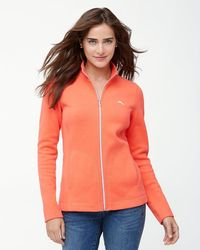 Tommy Bahama - Aruba Full-zip Sweatshirt - Lyst