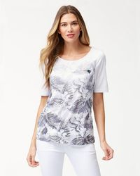Tommy Bahama - Nfl Floral Victory T-shirt - Lyst