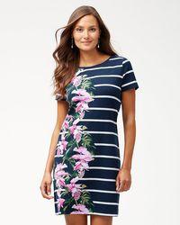 Tommy Bahama - Magnifica Stripe T-shirt Dress - Lyst