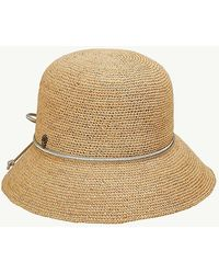 050f1f6b24549 Lyst - Tommy Bahama Woven Panama Hat in Natural