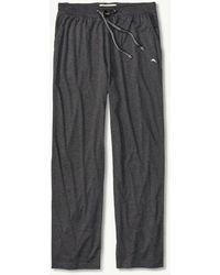 Tommy Bahama   Heathered Jersey-knit Lounge Pants   Lyst