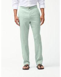 7dffc17d03 Tommy Bahama Beach Linen Elastic Waist Pants (maritime) Men's Casual Pants  in White for Men - Lyst