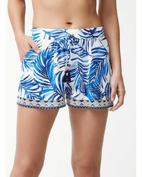 Tommy Bahama - Fuller Fronds Pull-on Shorts - Lyst