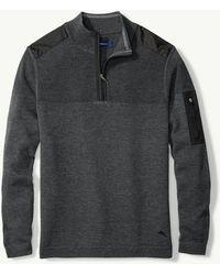 Tommy Bahama | Island Fairway Islandzone® Half-zip Sweater | Lyst