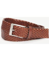 Tommy Bahama - Safi Leather Belt - Lyst