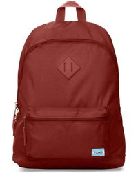 TOMS Tomato Red Local Backpack