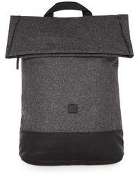 TOPMAN - Ucon Acrobatics Dark Grey Backpack* - Lyst