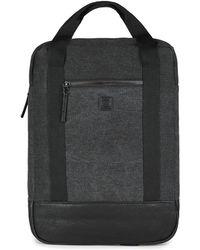 TOPMAN - Ucon Acrobatics Black Backpack* - Lyst