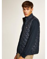 TOPMAN - Barbour Beacongilet - Lyst