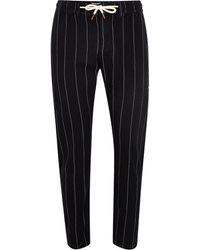 TOPMAN - Pinstripe Trouser - Lyst