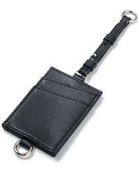 TOPMAN - Belt Clip Card Holder - Lyst