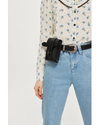 TOPSHOP - Western Purse Belt - Lyst