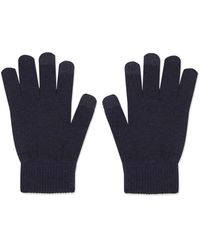 TOPSHOP - Knitted Gloves - Lyst