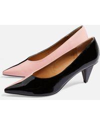 TOPSHOP - Jodie Court Shoes - Lyst