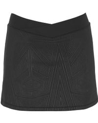 Ivy Park - Print V Shaped Skort By - Lyst
