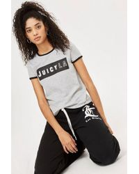 Juicy Couture - short Sleeve T-shirt By Juicy By - Lyst