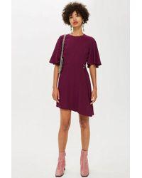 TOPSHOP - Cutabout Mini Dress - Lyst